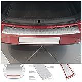 teileplus24 AL157 Ladekantenschutz Aluminium für...