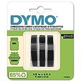 DYMO Prägeband Etiketten Authentisch | 3D weiß...