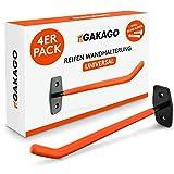 Gakago Reifenhalter Wandhalterung – 4er...