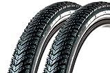 2 Stück 28 Zoll Michelin Fahrrad Reifen 42-622...